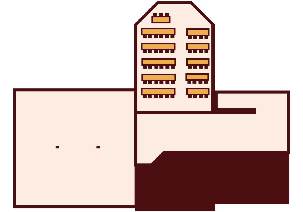 Granada Hotel Kecskemét - Harmónia terem - Iskolapados