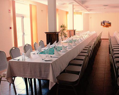 Granada Hotel Kecskemét - Sárga terem